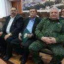 Андрей Некрасов (на фото справа) отметил 60-летие