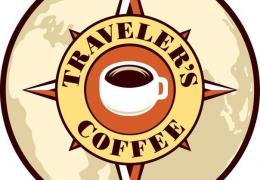Traveler's Coffee logo