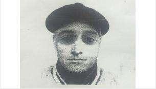 Фоторобот подозреваемого в мошенничестве