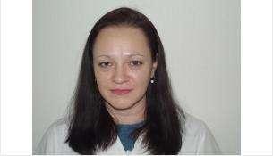 Марина Владимировна Семенова, врач-педиатр высокой квалификации