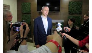 Андрей Александрович Травников, врио губернатора Новосибирской области