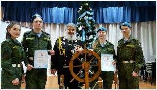Военно-патриотический клуб «Единство» из Бердска