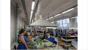 Фабрика «Обуви России»  в Бердске