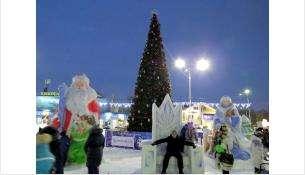 Бесплатно смогут доехать дети Бердска в новогодние праздники до центра города