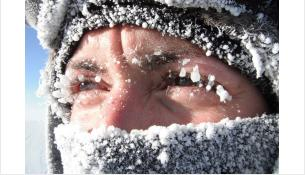 Заморозки ниже -40 градусов продержатся до 24 января