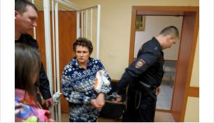На 2 месяца арестована 56-летняя Ирина Валентиновна Власенко