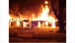 Обстановка с пожарами и их последствиями в Бердскеза 2017 год