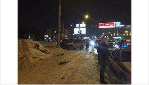 Смертельное ДТП во время салюта в Новосибирске 23 февраля