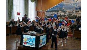 В здании мэрии Бердска иногда бывают и концертные программы