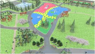 Для благоустройства парка нужно привлекать специалистов по ландшафтному дизайну