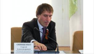 Депутат бердского горсовета Сергей Онищенко