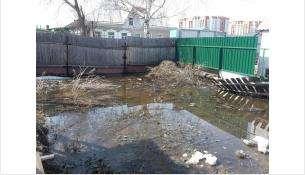 Грунтовые воды - проблема жителей частного сектора Бердска