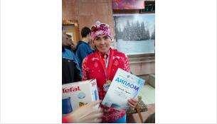 Лыжники-любителиЛЛК «Метелица» успешно стартовали в престижных соревнованиях