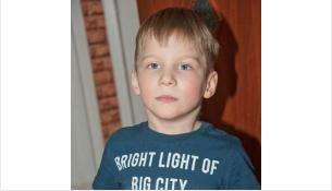 6-летний Андрей Мотов. Диагноз: ДЦП