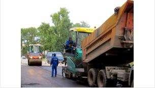Ремонт дорог начнётся в конце мая