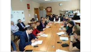 Первое заседание рабочей группы дольщиков состоялось состоялось 21 марта
