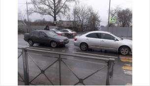 Больше всего аварий случилось на улице Ленина