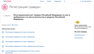 Единый портал госуслуг — www.gosuslugi.ru