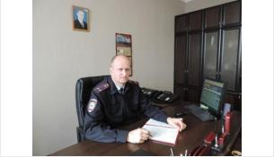 Владимир Соколов - подполковник полиции