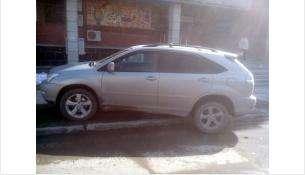 Это фото послужило поводом для наказания нарушителя правил парковки