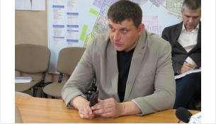 Начальник УКС Алексей Егошин рассказал о строительстве дренажной системы