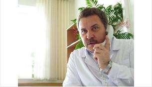 Юрий Краморов - главный врач БЦГБ