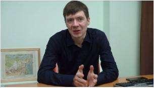 Руководитель правозащитной организации Ростислав Антонов