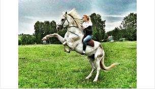 Вы делали когда-нибудь зарядку на лошади?