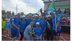Спортсмены с ОВЗ из Бердска - победители областной Спартакиады