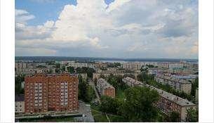Бердск с высоты. Фото © Галины Жильцовой