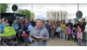 Отчаявшиеся дольщики из Бердска отправили видеообращение на прямую линию Путину