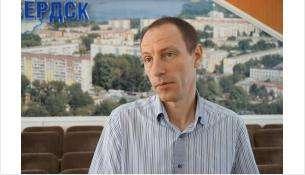 Директор ТГК-1 Антон Блинов считает, что нормативный запас угля на котельной появится только в октябре