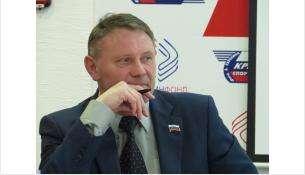 Директор Ассоциации предпринимателей Бердска Олег Чебаненко