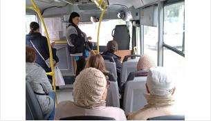 С 19 сентября автобус №3 доезжает до ул. Морская в Бердске