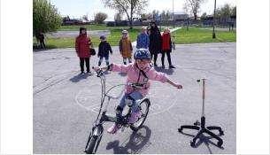 Бердская школа №5 участвует в региональном этапе конкурса «Безопасное колесо»