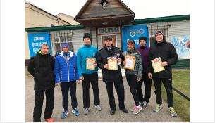 Команда МВД Бердска победила в легкоатлетических соревнованиях