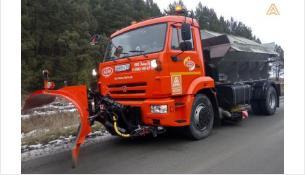 Дорожники в регионе приступили к зимнему содержанию автодорог