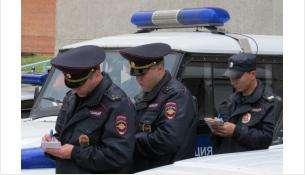 В Бердске участились случаи нападения на полицейских