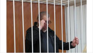 Александр Кожин с апреля находится за решёткой