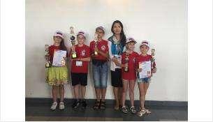 Юные бердчане - победители международных соревнований