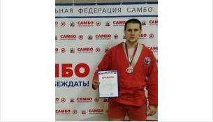 Бердский спортсмен выступал в составе сборной региона