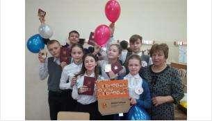 ТИК Бердска провела фестиваль «Мы – будущие избиратели России!»