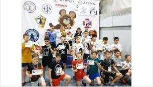 4 медали взяли бердские каратисты на соревнованиях по ОФП и СФП