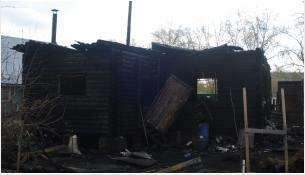 На пожарах в частном секторе в Бердске погибли три человека и травмированы двое