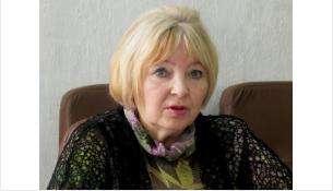 Уполномоченный по правам человека в НСО Нина Шалабаева