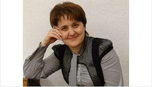 Директор лицея №7 из Бердска Татьяна Смирнова