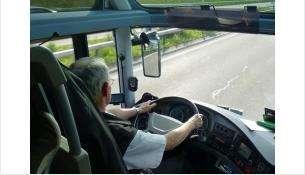 Безработных из Бердска обучат профессии водителя автобуса
