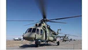 Военные летчики провели тренировки по тушению лесных пожаров в районе Бердска