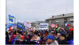Демонстранты пройдут по главной улице города