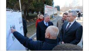 За темпами и качеством ремонта автодорог губернатор установил жёсткий контроль